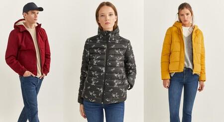 50% de descuento en Springfield con ofertas en chaquetas, abrigos, pantalones y jerseys a mitad de precio