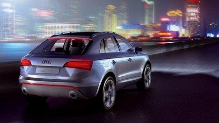 Audi Cross Coupé Quattro 2