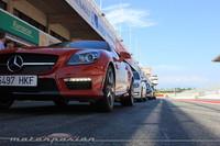 Curso de conducción de seguridad de Mercedes AMG: cómo lo vivimos en Montmeló al grito de #yoconduzcoasi (1)