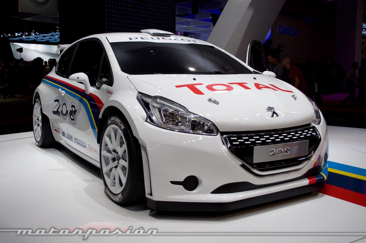 Foto de Peugeot 208 Type R5 (1/8)
