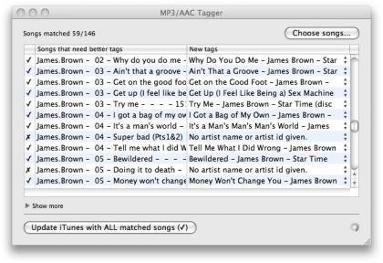 Actualización de iEatBrainz, etiqueta tu música automáticamente