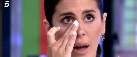 'Sálvame' vuelve a ridiculizar a Anabel Pantoja: le hacen una ecografía en directo para  comprobar su embarazo