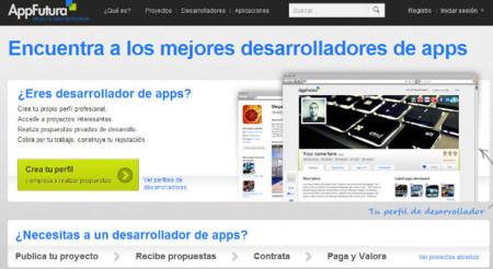 AppFutura, plataforma de encuentro entre desarrolladores de Apps móviles y empresas