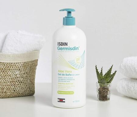 El gel de baño de ISDIN sin jabón ya es uno de los más vendidos de Amazon y hoy lo tienes con un 30% de descuento adicional