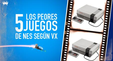 Los cinco peores juegos de NES según VidaExtra