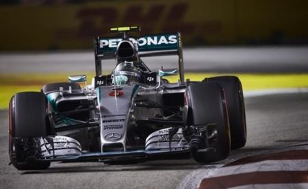 Nico Rosberg Gp Singapur 2015