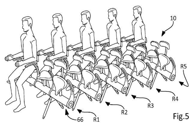stand-up flights