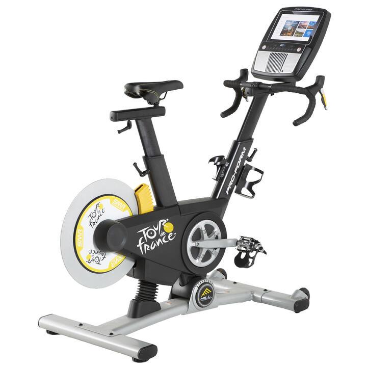 Bicicleta ciclo indoor Proform Tour de France TDF 10.0