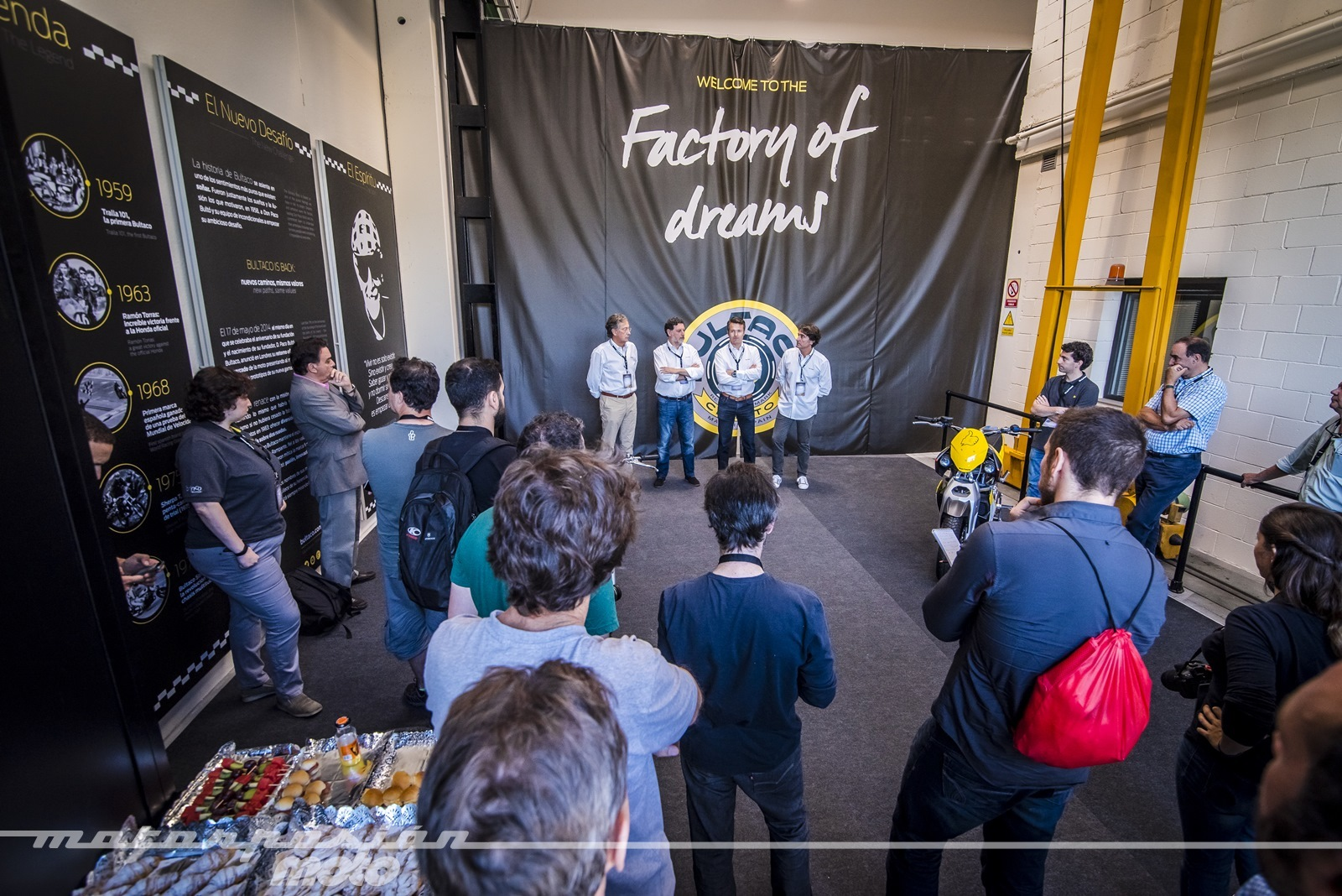 Foto de Bultaco Brinco, estuvimos en la presentación (3/30)