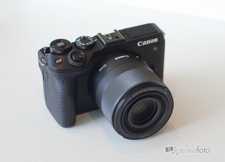 Toma Contacto Canon Eos M6 Markii 8