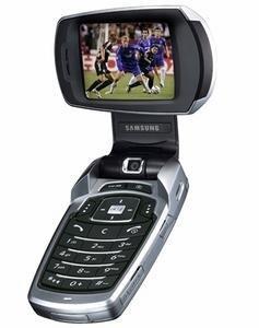 Samsung SGH-P900 trae a Europa la TV en el móvil