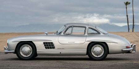 Mercedes Benz 300sl 1955 5