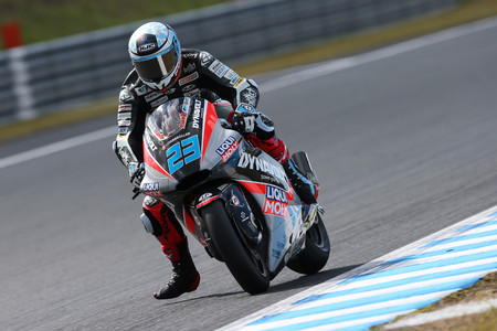 Marcel Schrotter Moto2 Motogp Australia 2018