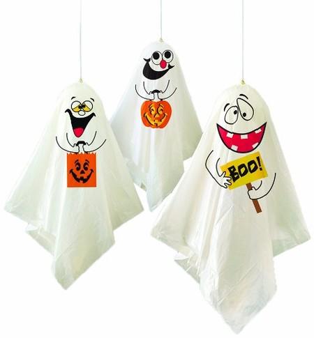 Halloween decoracion barata