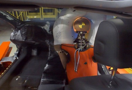 Next Generation Honda Airbag Test