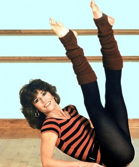 Ponte en forma con Jane Fonda