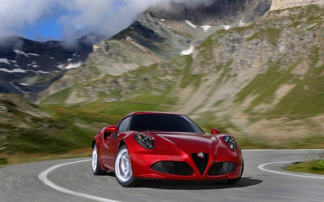 Foto de Alfa Romeo 4C llegará a México en 2014 (13/21)