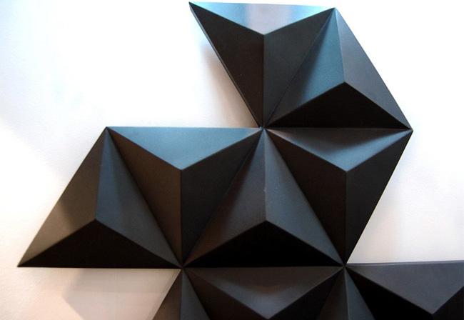 radiador de pared Black Diamond de Foursteel detalle