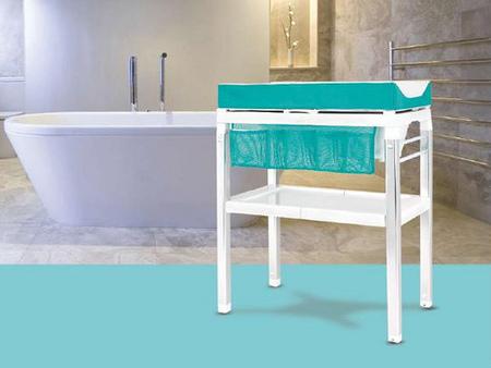 Baby Spa: bañera cambiador de diseño de Inglesina