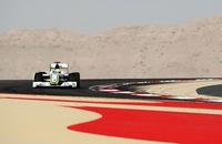 Tres de cuatro para Jenson Button
