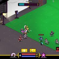 Chroma Squad combina estrategia por turnos y Power Rangers en el mismo juego