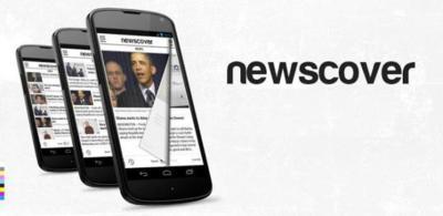 Newscover, el lector de noticias que se adapta a tu uso, no lo adaptas tú a él