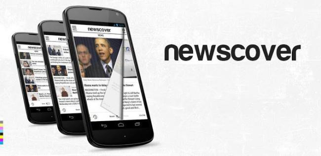 Newscover, lector de feeds