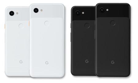 Google Pixel 3a 3a Xl Diseno