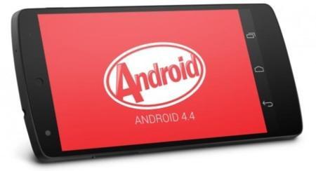 KitKat ya está en un 21% de los dispositivos Android