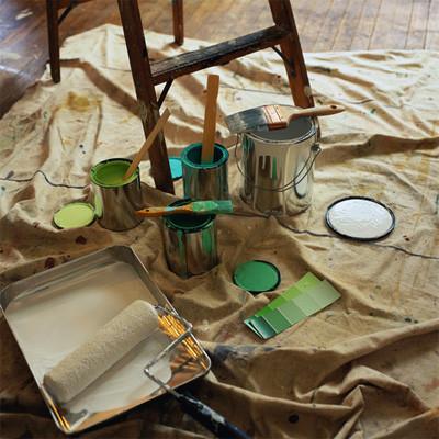 Claves para pintar tu casa (V)