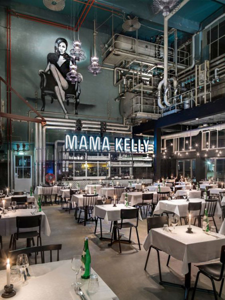 Moderno Restaurante 4