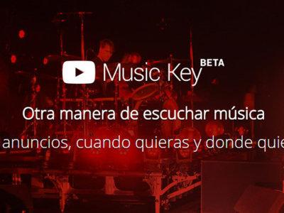 YouTube Music Key ha dejado de estar disponible, ahora hay que esperar a YouTube Red