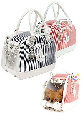 La bolsa más elegante para tus mascotas