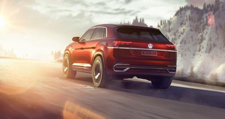 Volkswagen Atlas Cross Sport Concept 3