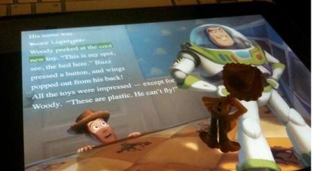 Toy Story ipad