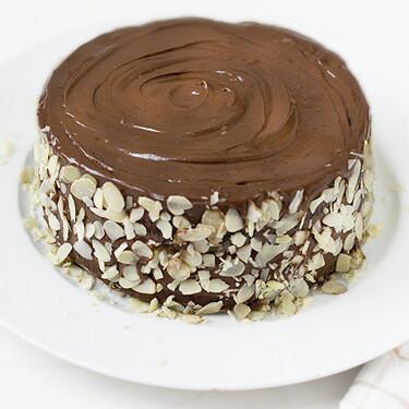 Tarta de mascarpone y nutella, receta para una celebración