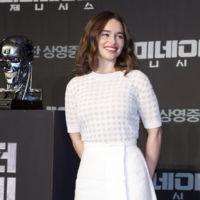 Así es como Emilia Clarke quiere hacerse un sitio entre las actrices mejor vestidas del momento