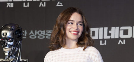 Así es cómo Emilia Clarke quiere hacerse un sitio entre las actrices mejor vestidas del momento