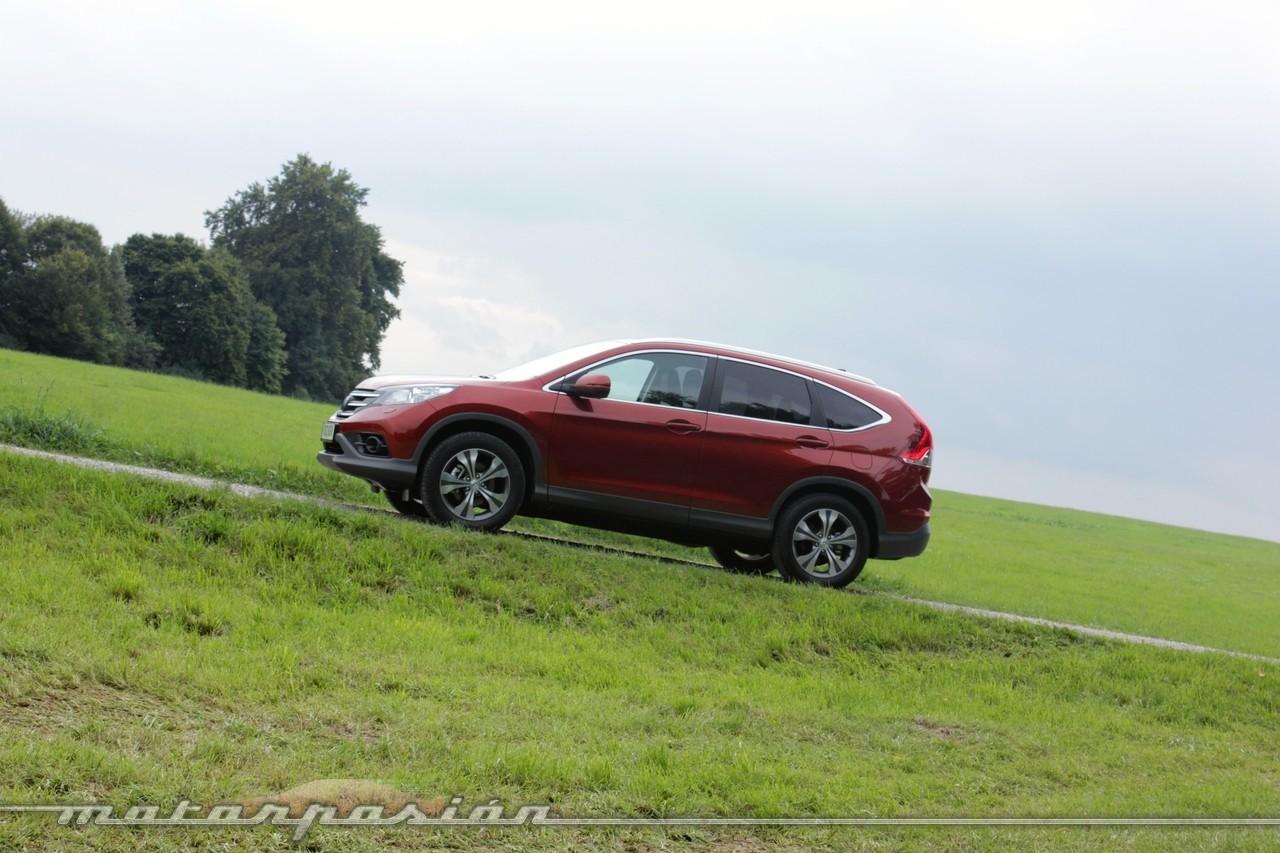 Foto de Honda CR-V 2012 (27/70)