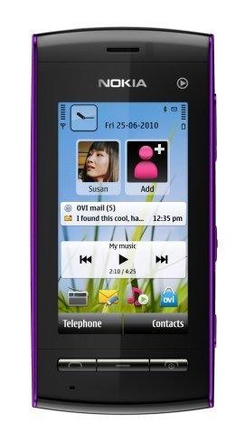Nokia 5250 Pantalla