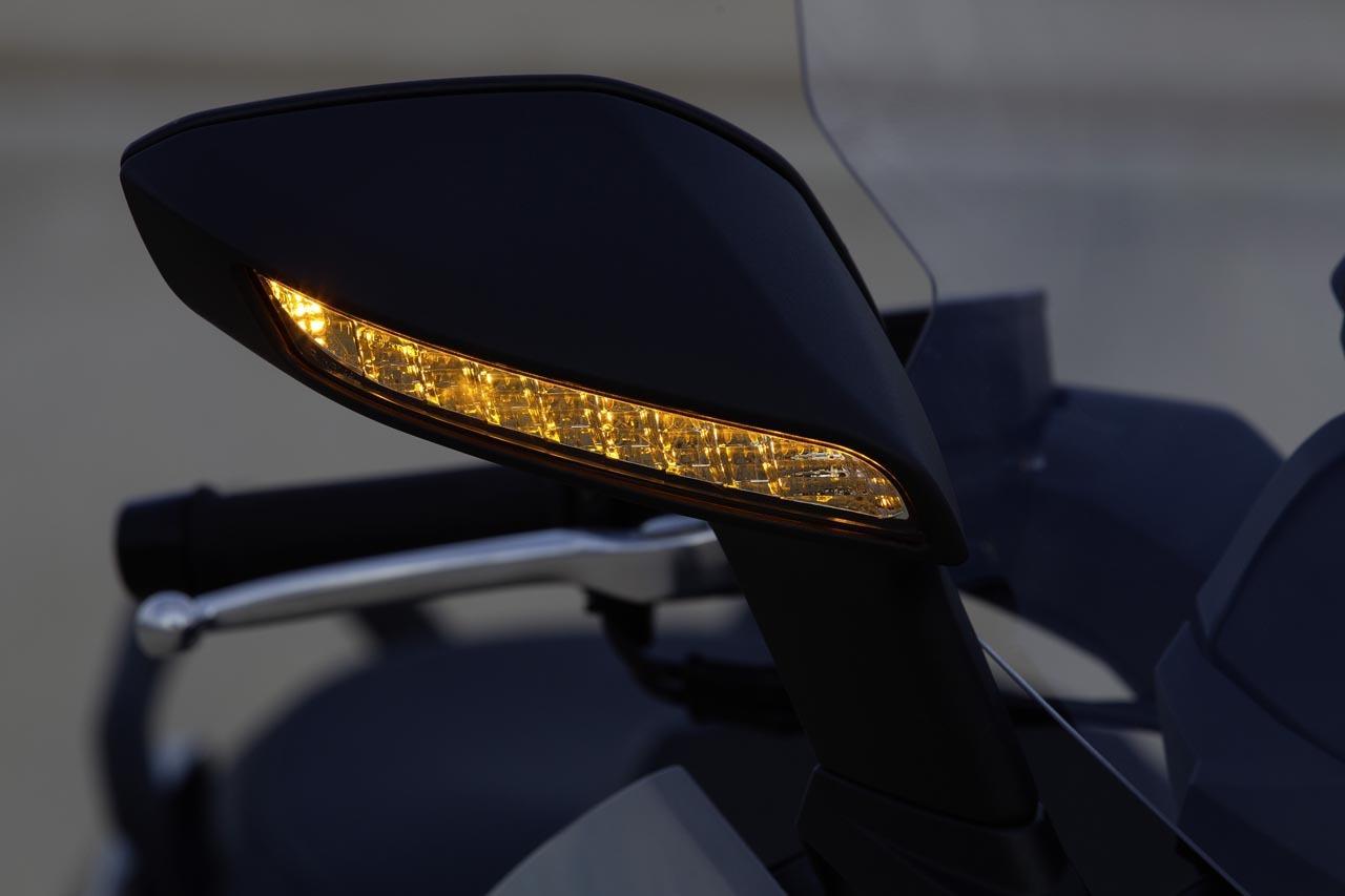 Foto de BMW C 650 GT y BMW C 600 Sport, detalles (16/38)