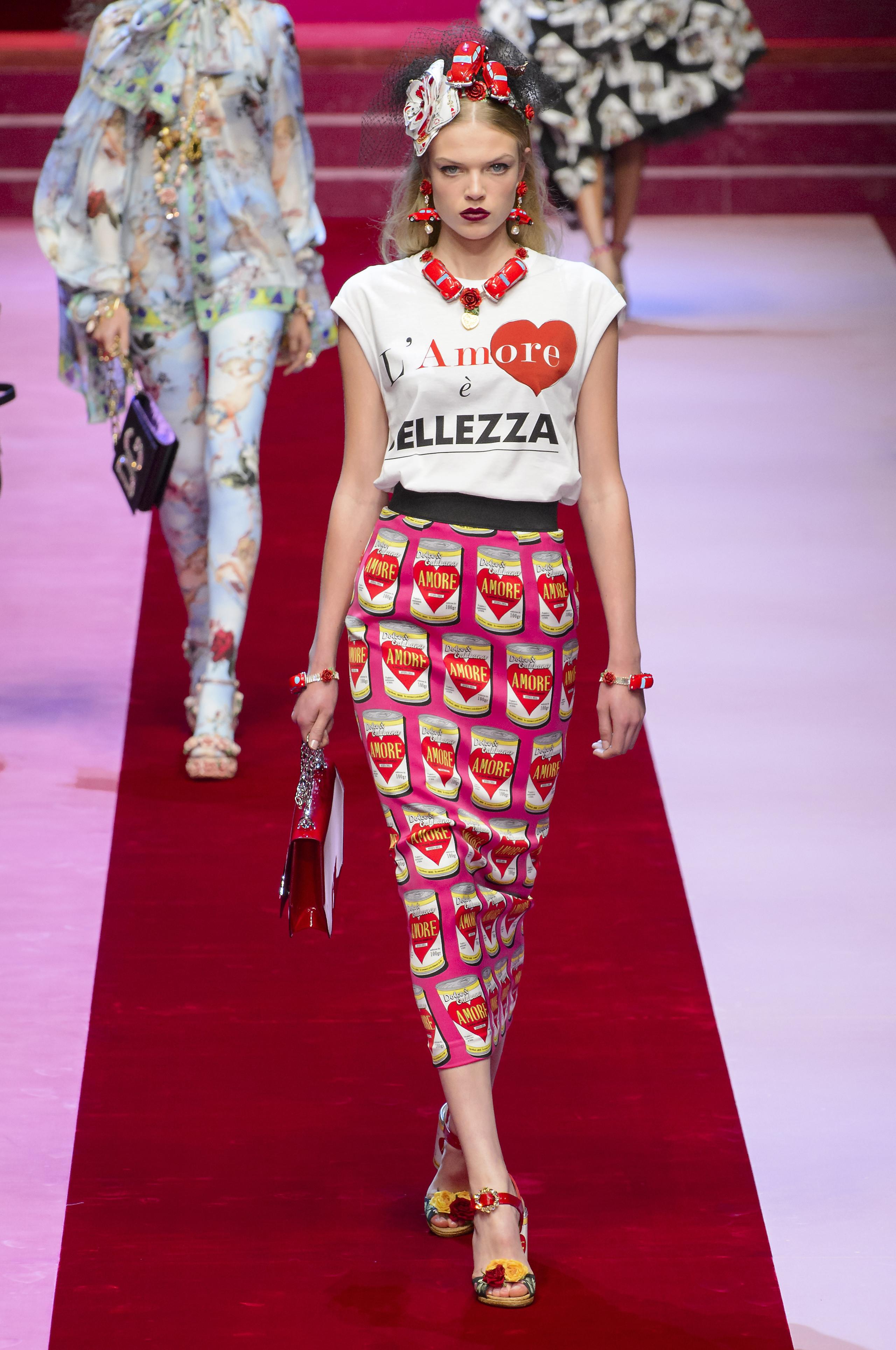 Foto de Dolce&Gabbana Primavera/Verano 2018 (14/106)