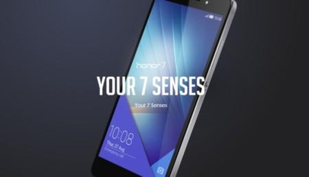 Honor 7 ya es oficial en Europa, 349 euros y descuentos en promoción de lanzamiento