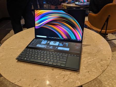Asus Zenbook Pro Duo Impresiones 19 Min