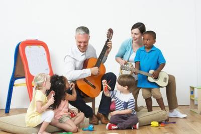 Juegos musicales con los niños (I)