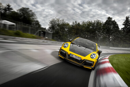 El Techart GTstreet R es el alter ego más bestia del Porsche 911 Turbo: 800 CV y 350 km/h por más de 80.000 euros