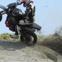 Las trail son para viejos, alucina con esta Yamaha MT-09 Offroad
