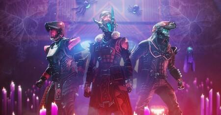 Los dinosaurios invaden Destiny 2 durante el evento de Halloween, tal y como pidieron los propios jugadores