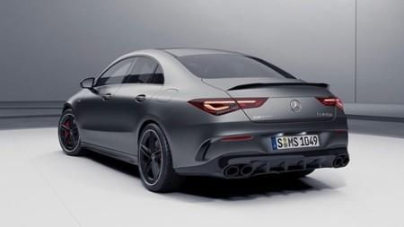 El Mercedes-AMG CLA 45 2020 podría haberse filtrado tras un desliz de la marca... y se parece mucho al CLA 35