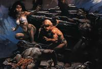 Cine en el salón: 'Tygra: Hielo y fuego', épica fantasía animada